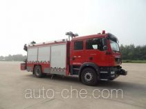 天河牌LLX5134TXFJY100/M型抢险救援消防车