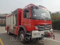 Tianhe LLX5134TXFJY80/B fire rescue vehicle