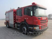 Tianhe LLX5134TXFJY80/S fire rescue vehicle