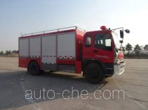 Tianhe LLX5144TXFGQ90/L gas fire engine