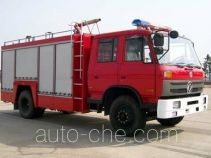 Tianhe LLX5153GXFPM55D foam fire engine