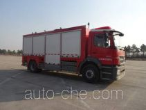 Tianhe LLX5154TXFGQ80/B gas fire engine