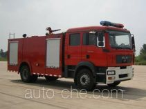 Tianhe LLX5163GXFAP70M class A foam fire engine