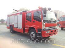 Tianhe LLX5174GXFPM50/L foam fire engine