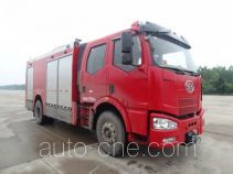 Tianhe LLX5184GXFPM60/J foam fire engine