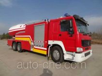 Tianhe LLX5263GXFPM60/WPH foam fire engine