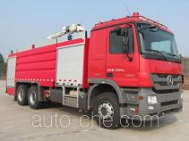 Tianhe LLX5294GXFPM120/BC foam fire engine