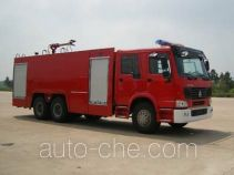 Tianhe LLX5310GXFPM150H foam fire engine
