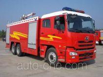 Tianhe LLX5313GXFSG150U fire tank truck