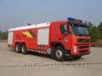 Tianhe LLX5321GXFAP160 class A foam fire engine