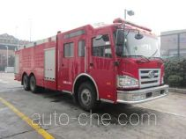 Tianhe LLX5323GXFPM150/J foam fire engine