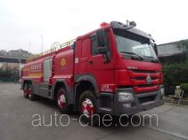 Tianhe LLX5384GXFGY200/H liquid supply tank fire truck