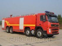 Tianhe LLX5423GXFSG240V fire tank truck