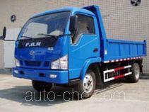 龙马牌LM4010D1A型自卸低速货车