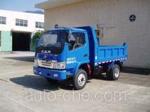 龙马牌LM4010D2A型自卸低速货车