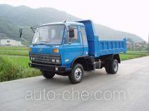 龙马牌LM4810PD2A型自卸低速货车