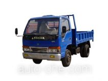 Longma LM5815D low-speed dump truck