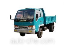 Longma LM5815PDⅡ low-speed dump truck