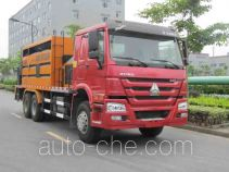 Metong LMT5258TFCX slurry seal coating truck