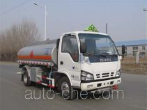 Luping Machinery LPC5060GJYQ4 fuel tank truck