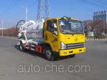 Luping Machinery LPC5080GXWC5 sewage suction truck