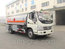 Luping Machinery LPC5090GJYB4 fuel tank truck