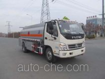 Luping Machinery LPC5100GJYB5 fuel tank truck