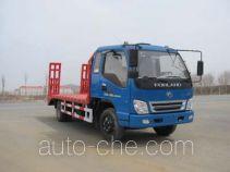 Luping Machinery LPC5140TPBB3 flatbed truck
