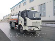 Luping Machinery LPC5160GFWC4 corrosive substance transport tank truck