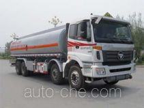 Luping Machinery aluminium flammable liquid tank truck