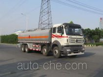 Luping Machinery LPC5310GRYN4 flammable liquid tank truck