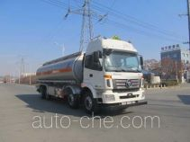 Luping Machinery aluminium oil tank truck