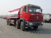 Luping Machinery oilfield fluids tank truck