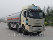 Luping Machinery LPC5312GRYC63 aluminium flammable liquid tank truck
