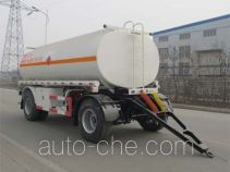 Luping Machinery LPC9160GYYQ oil tank drawbar trailer