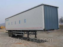 Luping Machinery LPC9250XXY box body van trailer