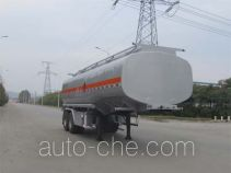 Luping Machinery oil tank trailer