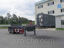 Luping Machinery LPC9300TJG oil well pipe transport trailer