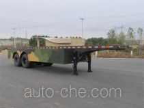 Luping Machinery LPC9340TPB flatbed trailer