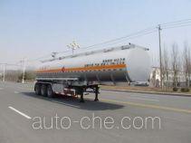 Luping Machinery LPC9404GYYS aluminium oil tank trailer