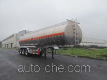Luping Machinery aluminium oil tank trailer