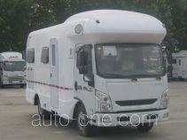 兰驼牌LQ5040XLJNJC2型旅居车