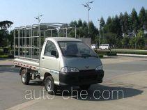 五菱牌LQG5020CCYBEV型纯电动仓栅式运输车