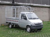 五菱牌LQG5020CCYBQY1型仓栅式运输车