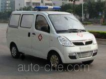 Wuling LQG5020XJHB3 автомобиль скорой медицинской помощи