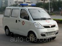 Wuling LQG5020XJHD3 автомобиль скорой медицинской помощи