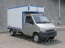 五菱牌LQG5020XXYBDQY型厢式运输车