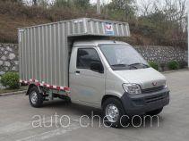 五菱牌LQG5020XXYBQY型厢式运输车