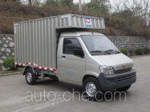 五菱牌LQG5020XXYBQY2型厢式运输车
