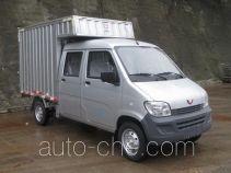 五菱牌LQG5020XXYSBQY型厢式运输车